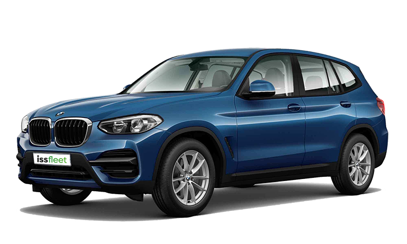 iss fleet, BMW X3 20i sDrive